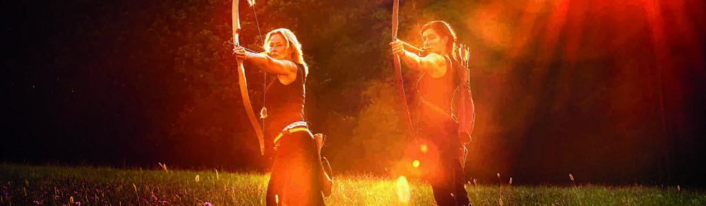 about outdoor archery