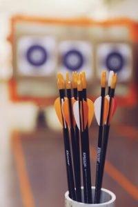 fiberglass bowfishing arrow