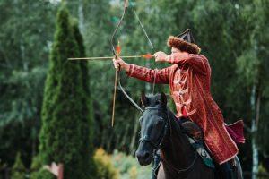 mongolian horse archer
